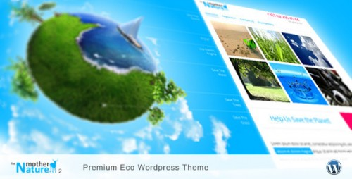 For Mother Nature 2 - Premium Eco WordPress Theme