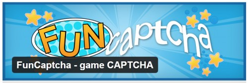 FunCaptcha - Game CAPTCHA