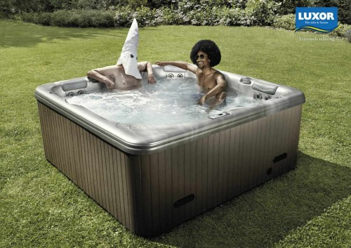 Luxor Hot tubs & Saunas: KKK VS Afro