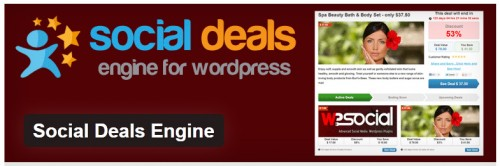 Social Deals Engine