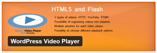 WordPress Video Player