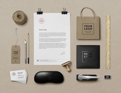 Branding - Identity MockUp