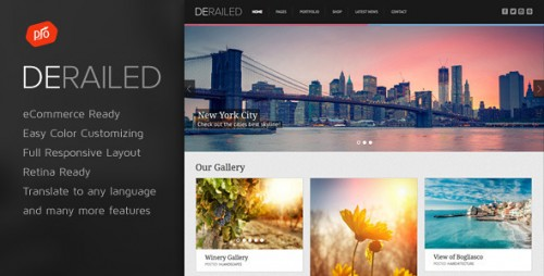 Kappe - Full Screen Portfolio & Blog WP Theme