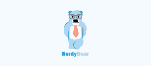 Nerdy Bear