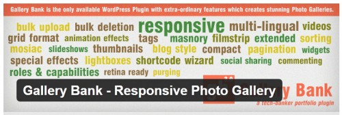 Gallery Bank - Responsive Photo Gallery