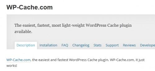 WP-Cache.com