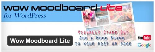 Wow Moodboard Lite