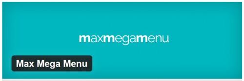 Max Mega Menu