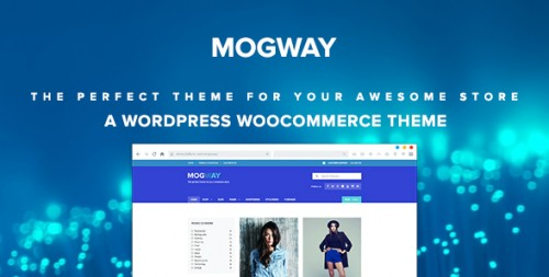 Mogway - Responsive eCommerce WordPress Theme