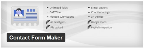Contact Form Maker