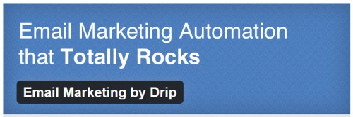 Email Marketing by Drip
