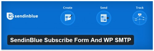 SendinBlue Subscribe Form And WP SMTP