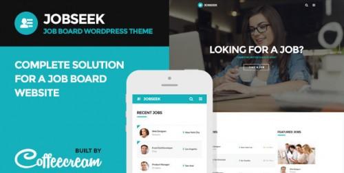 Jobseek - Job Board WordPress Theme