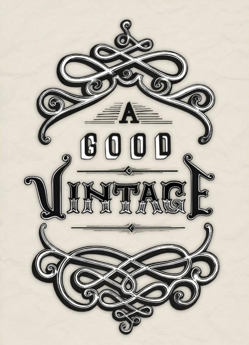 A Good Vintage
